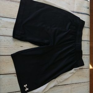Under Armour soccer shorts